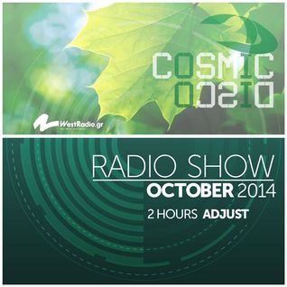 Cosmic Disco Radioshow - OCTOBER 2014