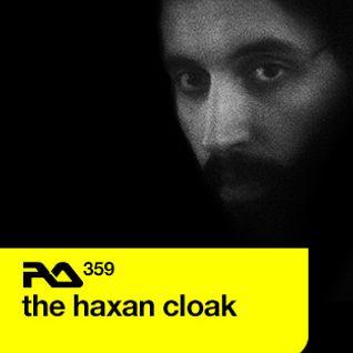 RA.359 The Haxan Cloak   15 April 2013
