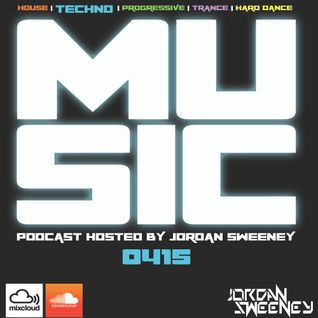 Music Podcast 0415 - TECHNO