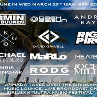 Armin Van Buuren – Music Lounge, Miami Music Week, United States – 25-MAR-2015