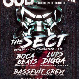 Bassfuit 7th Bday Party Promo Mixtape