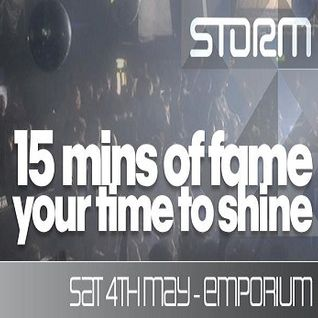 CSL - Hard Trance - Storm '15 minutes Of Fame' Mix
