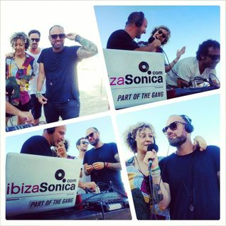BILL PATRICK / Live at Sirocco for Wisdom of the Gang / 24.07.2013 / Ibiza Sonica