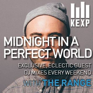 KEXP Presents Midnight In A Perfect World with The Range