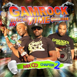 GAMRCOK BACK IN TIME DANCEHALL MIX MIXED BY ESCO-BAR