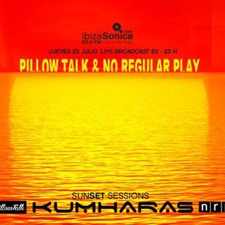 PILLOW TALK - LIVE AT KUMHARAS - JULY 23rd 2015 - IBIZA SONICA