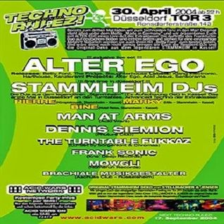 Man At Arms @ Techno Rulez! - Tor 3 Düsseldorf - 30.04.2004