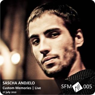 Sascha Andjelo - Custom Memories (Live) [SFM 005]