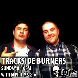 DJ Philly & 210 Presents - Trackside Burners 66
