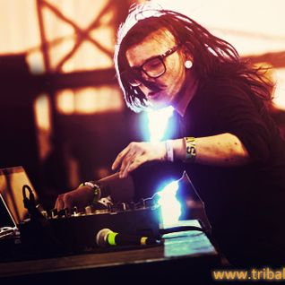 Skrillex - Mothership Tour USA - 21-jun-2014
