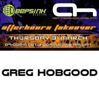 Afterhours Takeover - Greg Hobgood