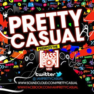 The Bass Box Mix by Pretty Casual hosted by Majestic