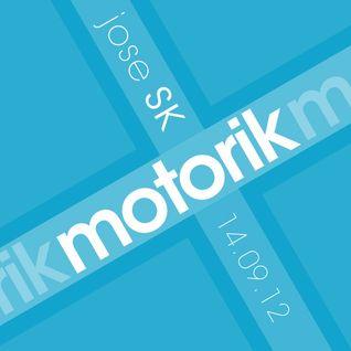 jose SK - Motorik 8 (14.09.12)