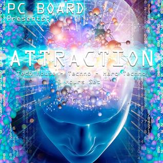 DJ PC Board - Attraction
