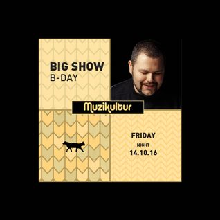 Big Show & SUDBEAT after party w/ Mariano Mellino & Lonya @ The Cat and the Dog 14-10-2016