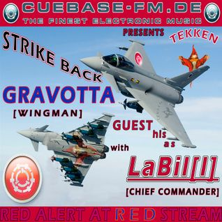 LaBil[l]: TEKKEN@CUEBASE-FM.DE - STRIKE BACK (12. July 2012)
