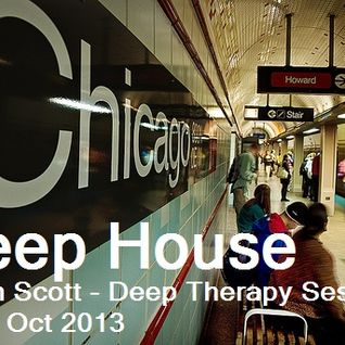 Adam Scott - Deep House Therapy Sessions Vol.2 Oct 2013