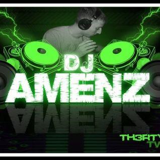 DJ AMENZ - SYNERGY PROMO MIX - MARCH 2011