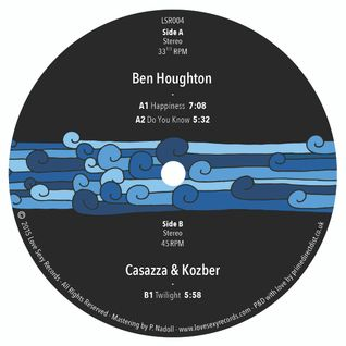 Ben Houghton - Exclusive mix for Love Sexy Records