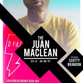 12.28.2013 @ Smart Bar (Chicago, IL) - Warm up for The Juan MacLean