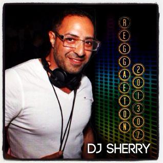 Dj Sherry Show 2013.07 Raggaeton