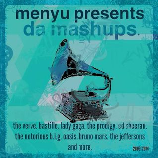 menyu presents: da mashups.