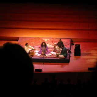 Abida Parveen - live in Manchester (snippets from the performance in Bridgewater Hall)