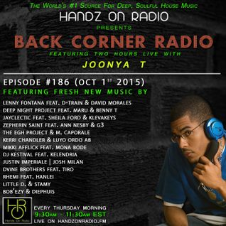 BACK CORNER RADIO: Episode #186 (Oct 1st 2015)