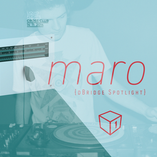 Maro - dBridge Spotlight / Shadowbox @ Radio 1 09/11/2014