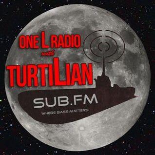 1LRADIO Feat. Living~Stone on Sub.fm January 14 2014