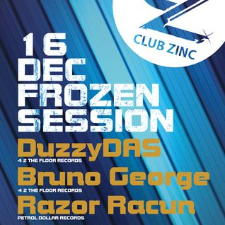 DuzzyDAS Live @ Frozen Session (Club Zink) 16.12.2011