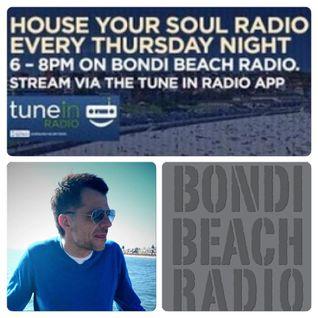 HYS Show on Bondi Beach Radio with Karl Prinzen 21.7.16