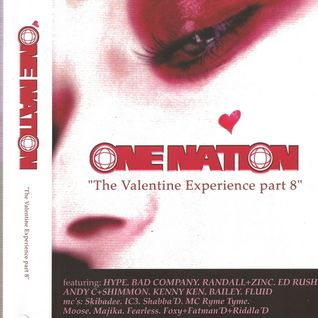 Ed Rush with Shabba, IC3 & Rhyme Tyme at One Nation Valentines Exp. pt 8 (2001)