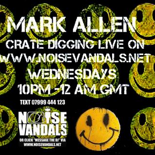 Noise Vandals Crate digger radio show 64