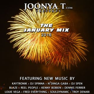 THE JANUARY MIX 2016