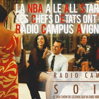 Radio Campus Soir - 15/12/2015 - Radio Campus Avignon