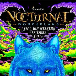 Mat Zo - Live @ Nocturnal Wonderland 2016 (USA) Full Set