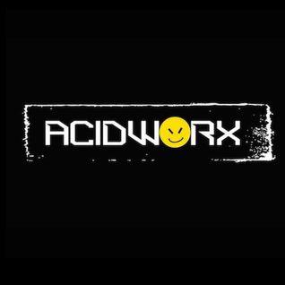 mixer mixer (MASTER MASTER DJ set)'ACID WORX JP'@Shizuoka JAPAN dazzbar 20140816