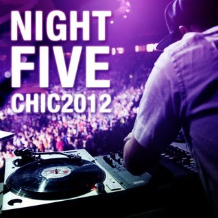 Dj Promote Live in Knoxville, TN - 07/19/12 - #CHIC2012 NIGHT FIVE