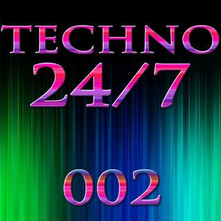 MusicKey TECHNO 24/7 002 Remembering PlanB style