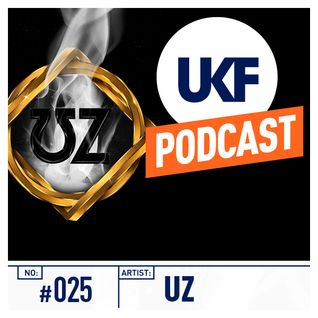 UKF Music Podcast #25 - ƱZ in the mix