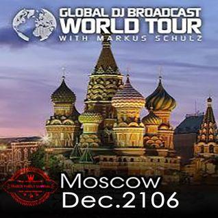 Markus Schulz - GDJB World Tour Russia 2016