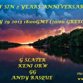 TM RADIO | River of Sin 2 Years Anniversary | 29 July 2013 | Part 4 | Andy Basque
