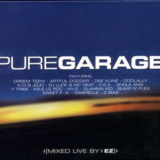 EZ – Pure Garage CD 1 (Warner.ESP, 2000)