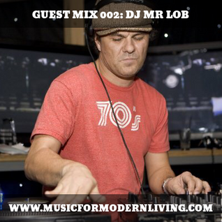Guest Mix 002: DJ Mr Lob