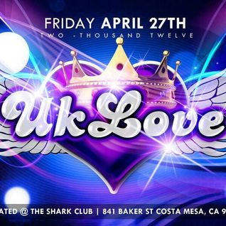 SPRING BREAK/U.K LOVE PROMO MIX