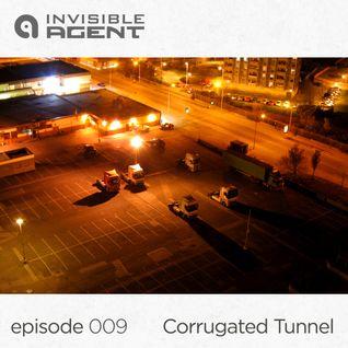 Corrugated Tunnel - Spin FM Mix 2 - Agentcast Episode 009