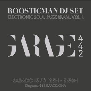 Garage 442 & Roosticman - Garage Mix