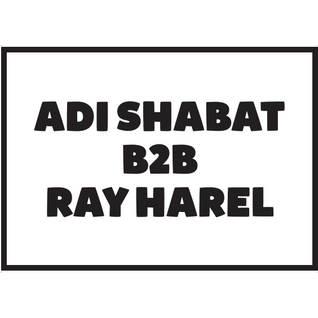 Adi Shabat b2b Ray Harel - Rabbits in the Sand - Midburn 2016