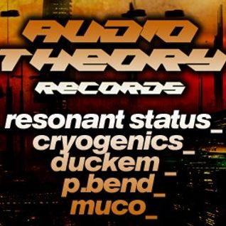P.bend mix for Audio Theory Takeover 22/3